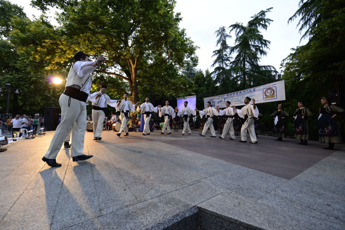 Στην Κεντρική Πλατεία Λάρισας η τελετή λήξης της 10ης Φοιτητικής Εβδομάδας