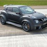 Nissan JUKE-R 2.0: αποκάλυψη της νεότερης έκδοσης