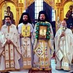 Εορτή Αγίων Αναργύρων στον Άγιο Αθανάσιο Λάρισας