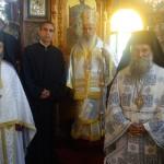 Στον Ιερό Ναό Αναλήψεως του Σωτήρος ο Ιγνάτιος