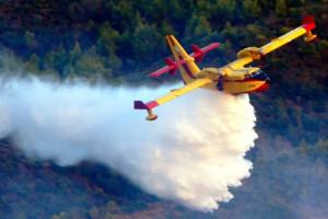 Βοήθεια σε πυροσβεστικά αεροσκάφη ζήτησε η Ελλάδα από την Ε.Ε.