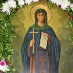 Συγκινητική η λιτανεία της Αγίας Παρασκευής στους Γόννους