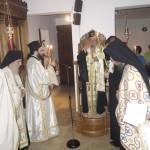 Εορτή Αγίου Παντελεήμονος στην Ι.Μ. Γλυκοφυλούσης Ραψάνης