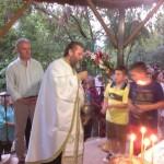 """Γιόρτασαν τον """"Αγιο Παντελεήμονα στην Ιτέα"""