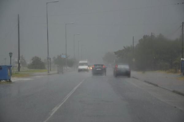 Βροχή Αγιόκαμπος
