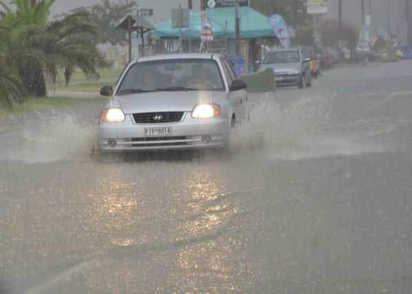 Βροχή Αγιόκαμπος 2