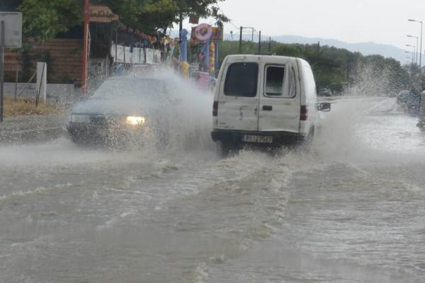 Βροχή Αγιόκαμπος 4