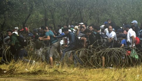 Θύματα ξυλοδαρμού από τις αρχές των Σκοπίων καταγγέλουν ότι έπεσαν 13 πρόσφυγες