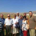 Ζημιές σε καλλιέργειες και εγκαταστάσεις στην Αμυγδαλέα