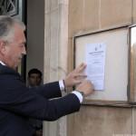 Θυροκολλήθηκε το Προεδρικό Διάταγμα για τη διάλυση της Βουλής (ΦΩΤΟ)