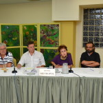 Επίσημη… πρώτη της «Λαϊκής Ενότητας» στη Λάρισα (ΦΩΤΟ)