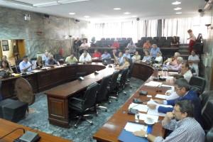 Συνεδριάζει το Δημοτικό Συμβούλιο Δ. Λαρισαίων