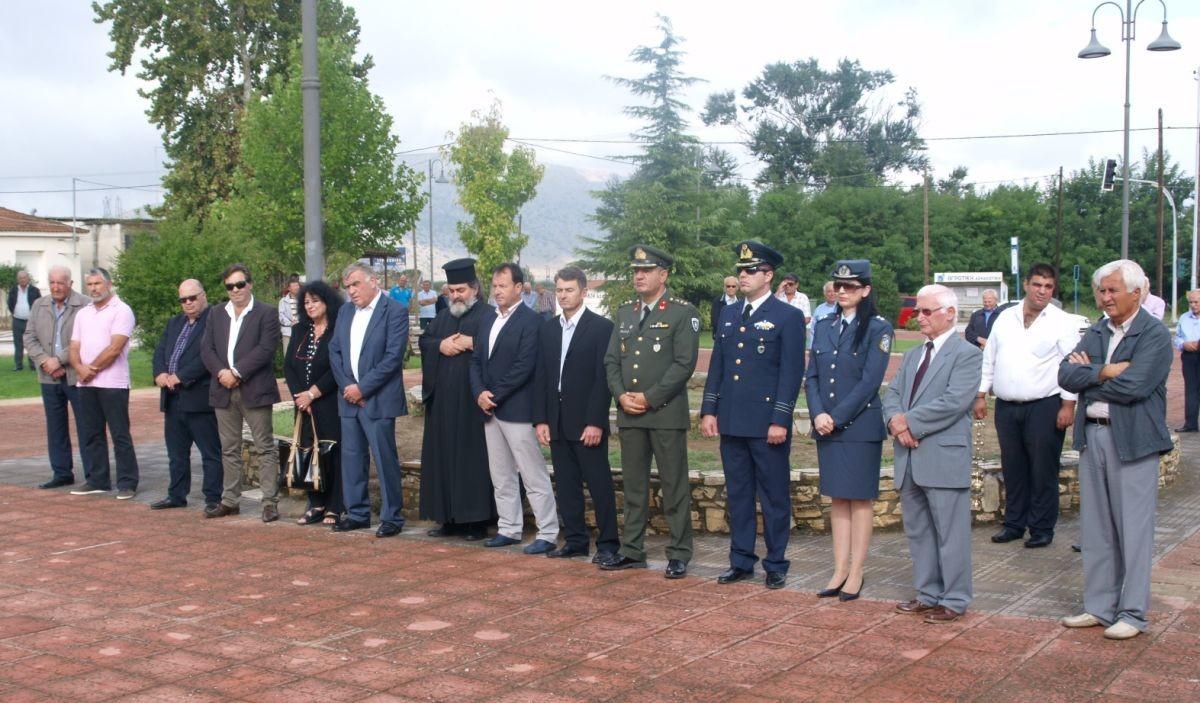 Εκδήλωση μνήμης στο Ελευθέριο για τους 43 εκτελεσθέντες