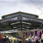 Τι ζητάει ο Εμπορικός Σύλλογος Λάρισας για το Παζάρι