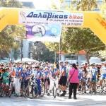 Ευχαριστίες Δήμου για τη μεγαλύτερη συγκέντρωση με ποδήλατα στη Λάρισα