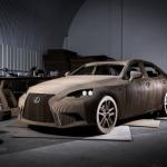 Όχημα από… χαρτί έφτιαξε η Lexus (ΒΙΝΤΕΟ)