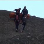 Συναγερμός για γυναίκα που εγκλωβίστηκε σε φαράγγι