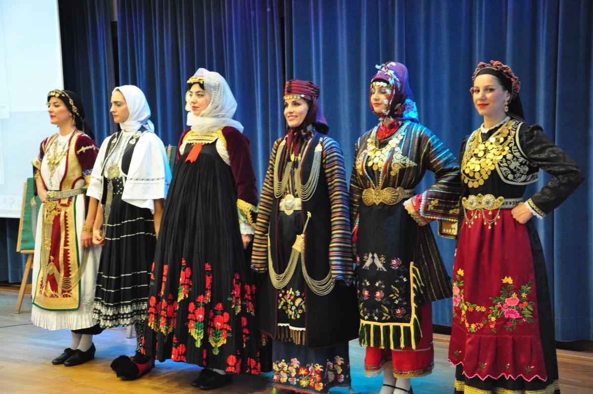 «Διδακτική και σκηνική παρουσίαση παραδοσιακών χορών»
