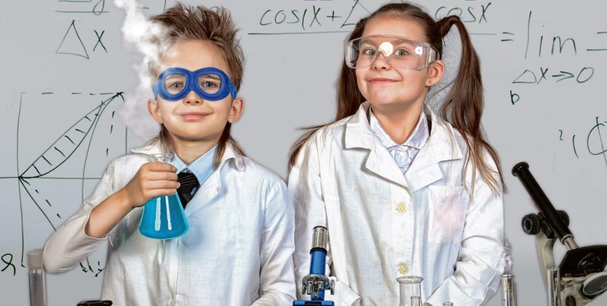 Αποτέλεσμα εικόνας για μικροί επιστήμονες