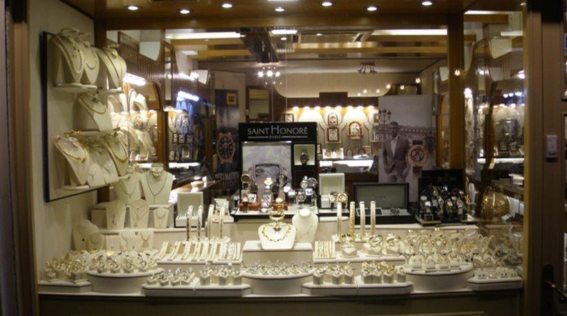 Κλειστά χρυσοχοεία την Κυριακή στη Λάρισα