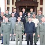 Στην 1η Στρατιά το Διεθνές Τμήμα Σπουδών της ΣΕΘΑ