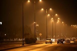 Αυξημένη η αιθαλομίχλη στη Λάρισα