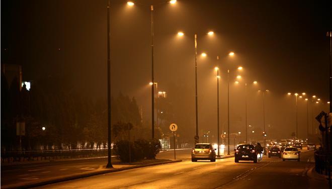 Αυξημένες τιμές ατμοσφαιρικής ρύπανσης και αιθαλομίχλη στη Λάρισα