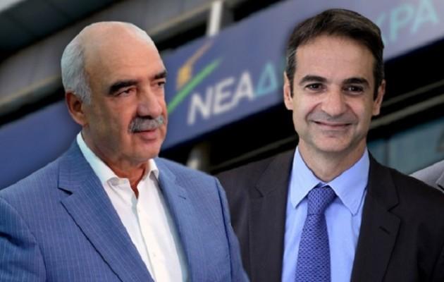 Ο Μεϊμαράκης θα ηγηθεί της μάχης για τις ευρωεκλογές