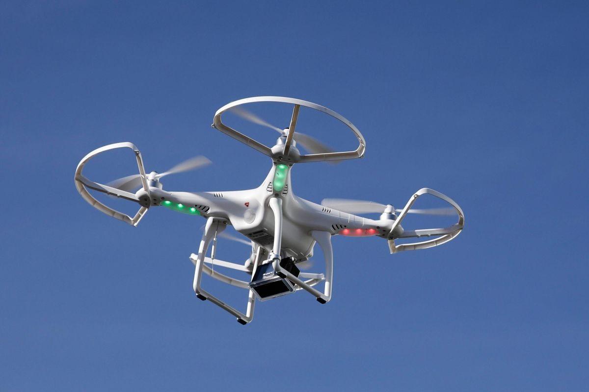 Όλα τα drones στον Άγιο Αχίλλιο