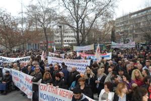 Κάλεσμα Συνδικάτου ΟΤΑ για το συλλαλητήριο