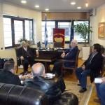 Απολογισμός επίσκεψης Γ. Δημαρά στη Λάρισα