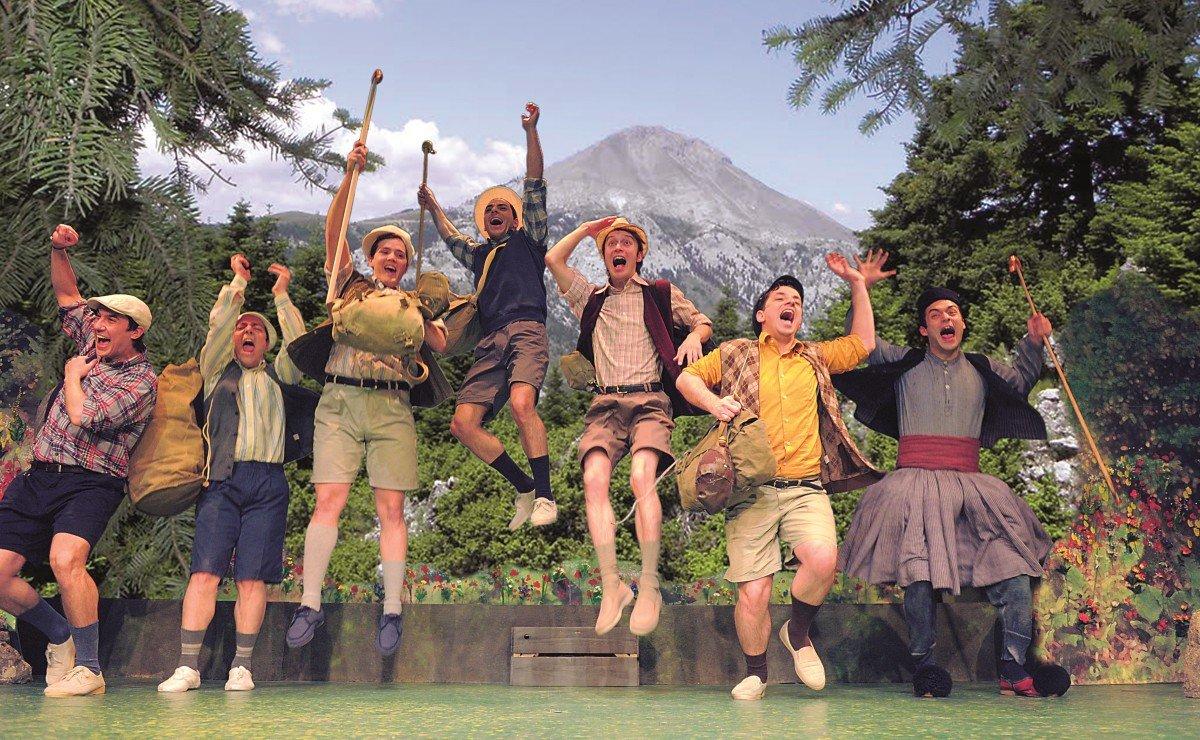 «Τα ψηλά Βουνά»: Τελευταία παράσταση για το κοινό