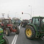 Λάρισα: Στήνουν μπλόκο στον κόμβο Πλατυκάμπου οι αγρότες