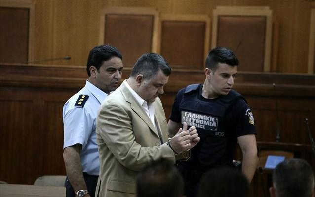 Αποφυλακίζεται σήμερα ο Γιώργος Ρουπακιάς