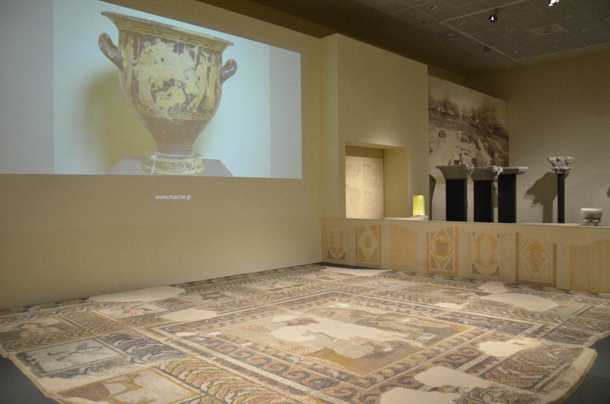 Επετειακή εκδήλωση στο Διαχρονικό Μουσείο Λάρισας