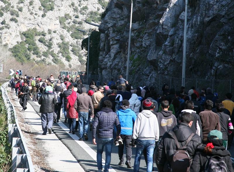 Σε αναζήτηση χώρου για τους πρόσφυγες στη Θεσσαλία