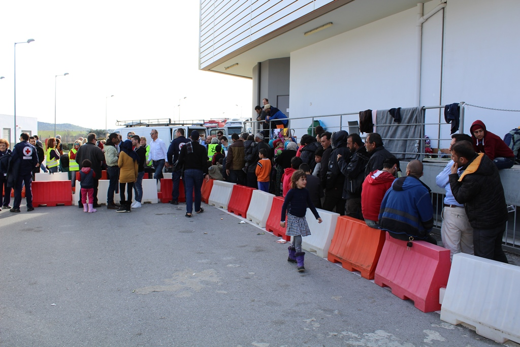 Τέσσερις χώροι για φιλοξενία 2.000 προσφύγων στη Θεσσαλία