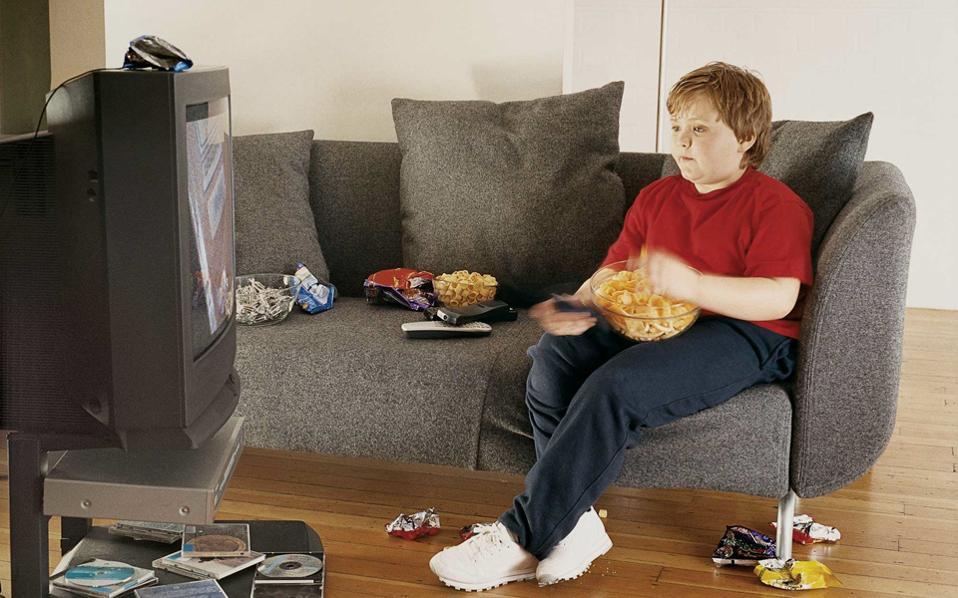 SOS για την παιδική παχυσαρκία