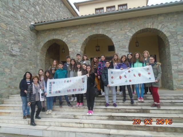 Το 3ο Γυμνάσιο Αλεξανδρούπολης στο Λαογραφικό Μουσείο