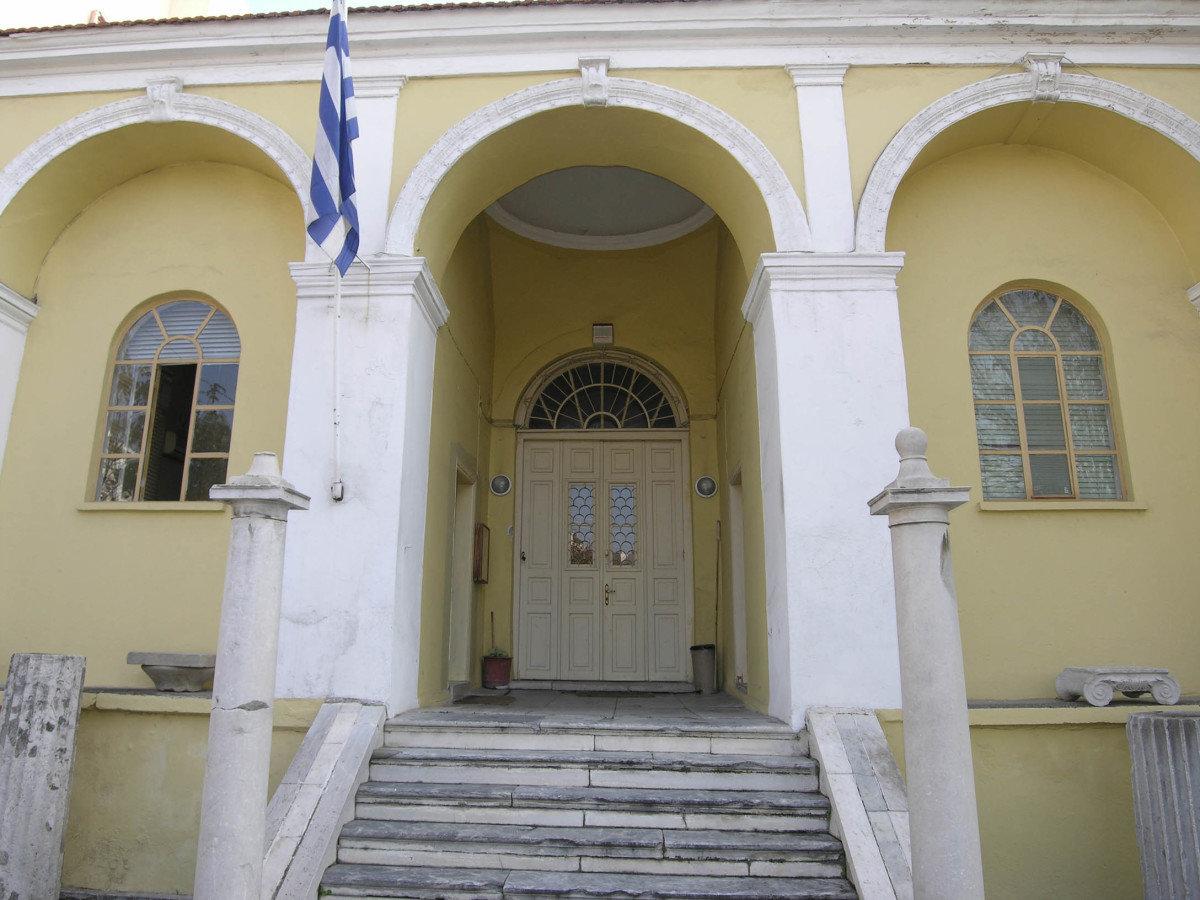 Ανοιχτά τα γραφεία του Συλλόγου Φίλων Διαχρονικού Μουσείου Λάρισας