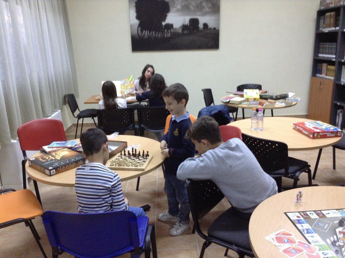 Εκδήλωση για μαθητές στο Πολιτιστικό Κέντρο Αγίου Γεωργίου