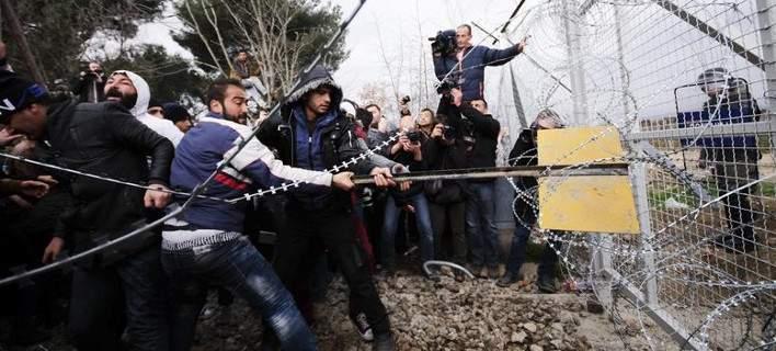 Κίνδυνος για έκρηξη βίας στην Ελλάδα