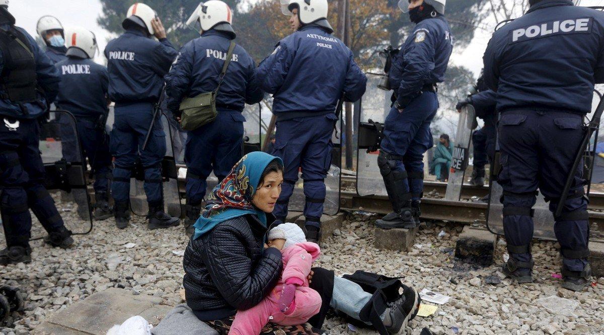 Γυναίκα αποπειράθηκε να αυτοπυρποληθεί στην Ειδομένη