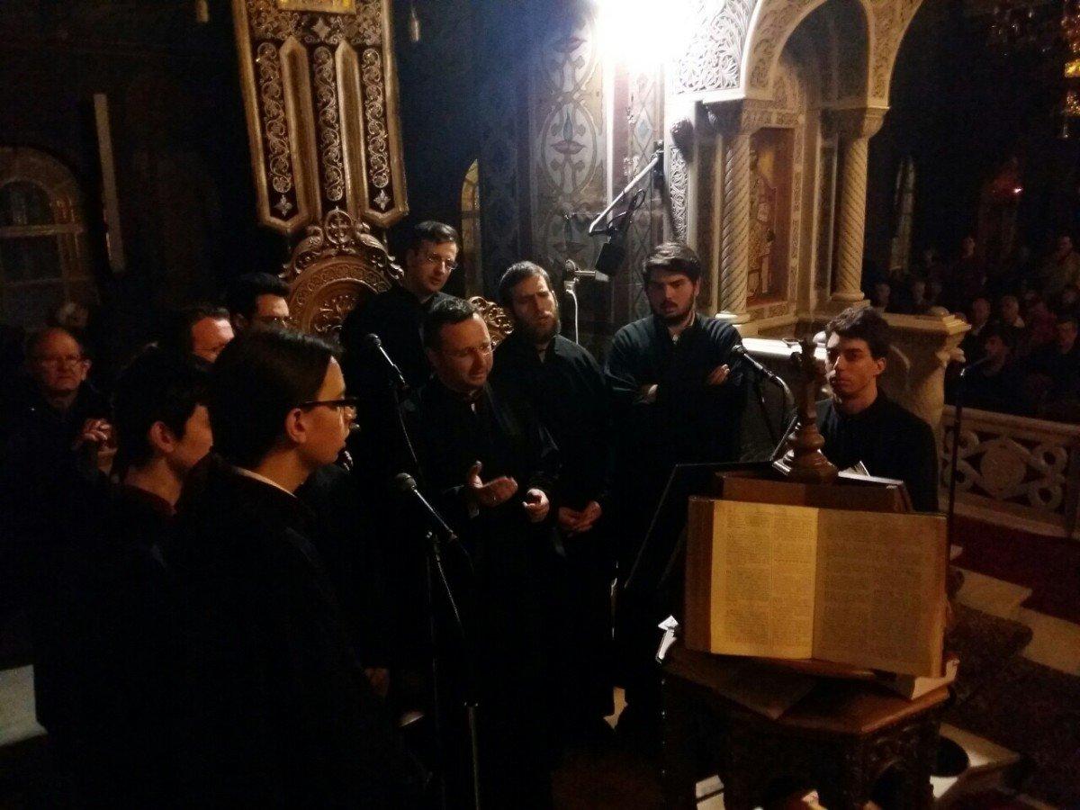 Στον Μητροπολιτικό Ναό Αγίου Αχιλλίου οι «Φιλοαθωνίτες»