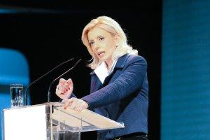 Ρένα: Προγραμματική συνεργασία και πέραν της Κεντροδεξιάς
