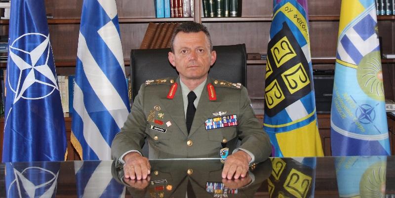 Ο Λεοντάρης διοικητής στην 1η Στρατιά