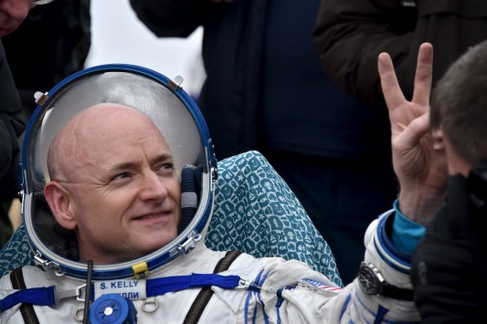 Αστροναύτης επέστρεψε ψηλότερος…