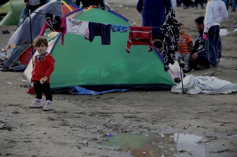 Οδηγίες για την υγιεινή των προσφύγων