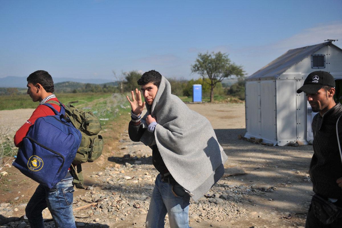 1.000 πρόσφυγες στη Θεσσαλία – Οι 400 στη Λάρισα