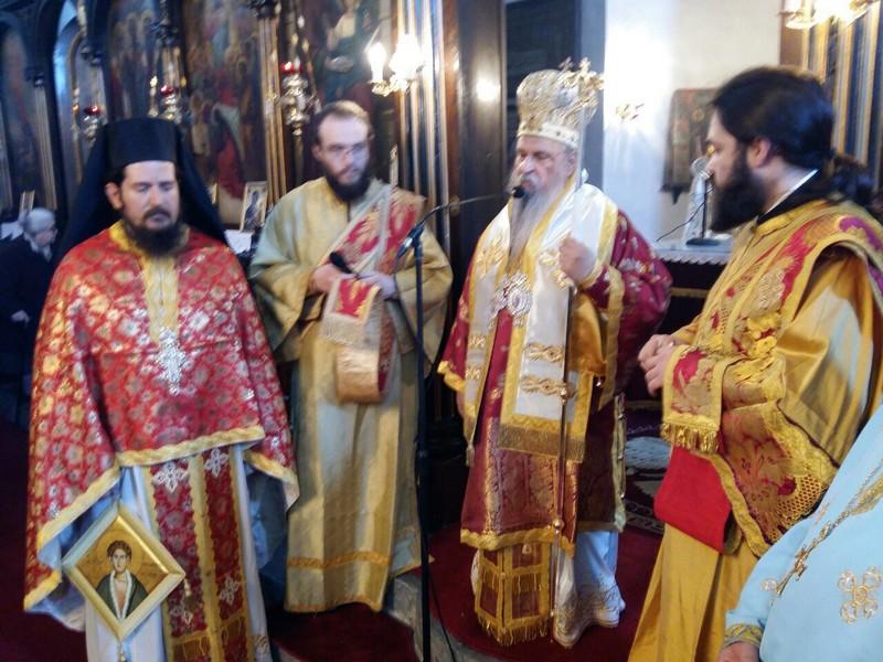 Λαμπρές εκδηλώσεις για τον Άγιο Γεώργιο εκ Ραψάνης